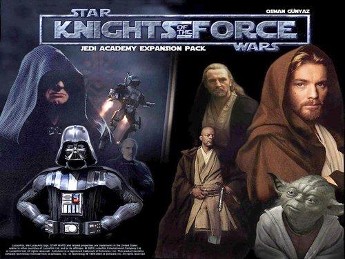 Игра звёздные войны рыцари силы